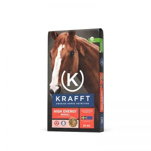 Krafft High Energy Muesli 20kg